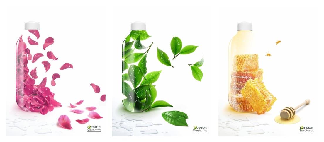 L'Oréal 2017: Garnier: the natural beauty champion