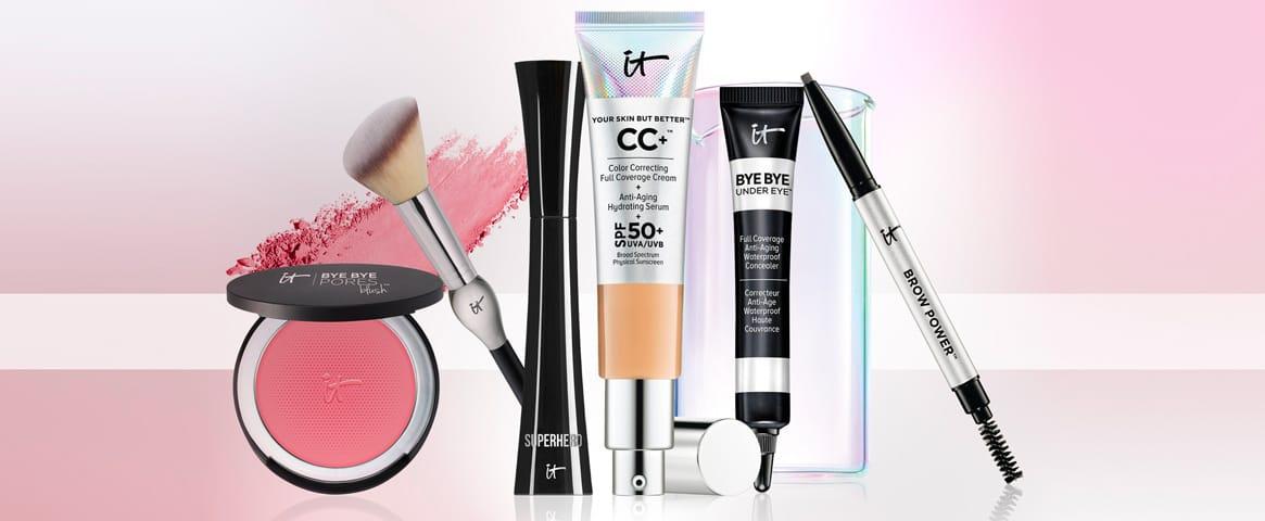 L'Oréal 2017: IT Cosmetics: where make-up meets skincare