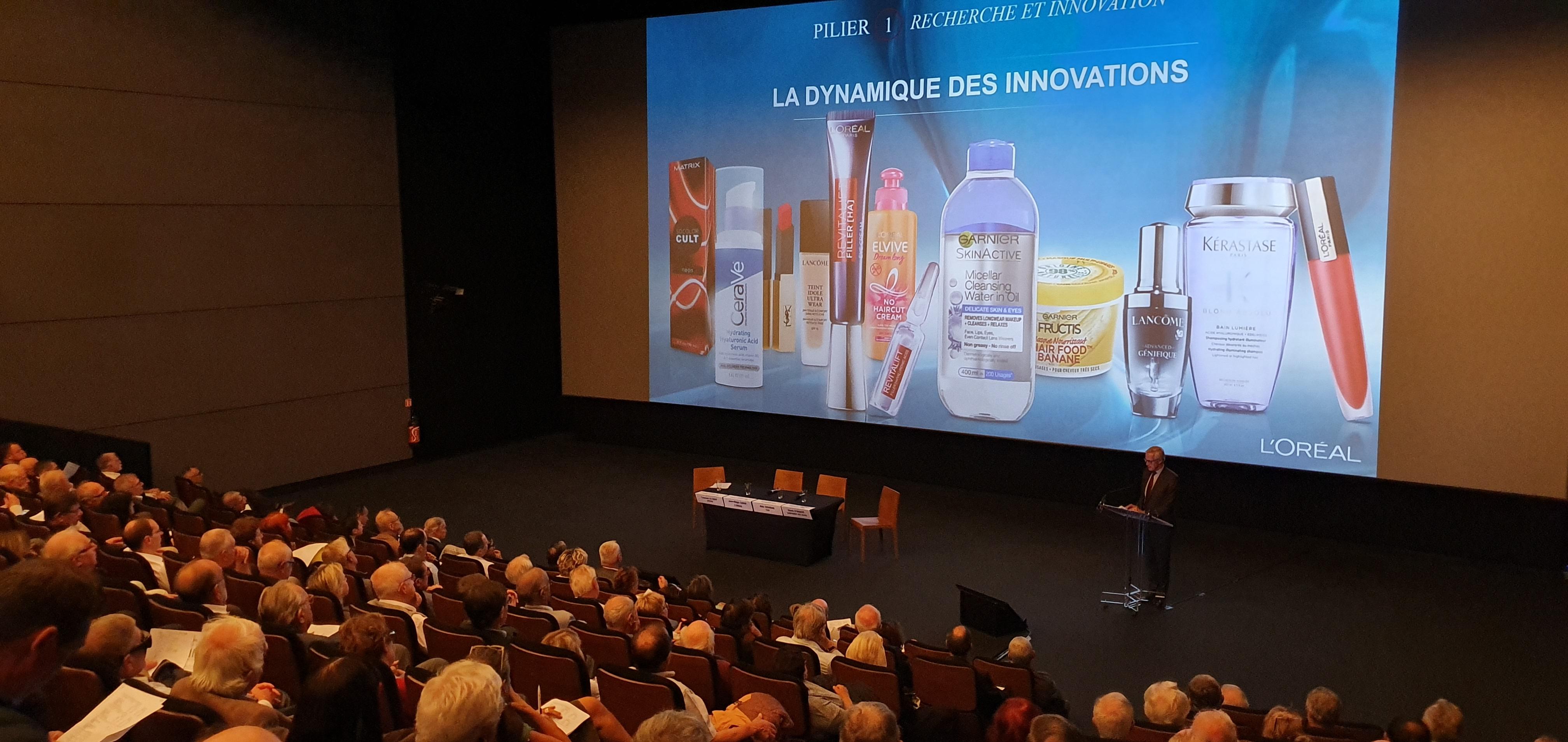 L'Oréal Finance : Key Dates
