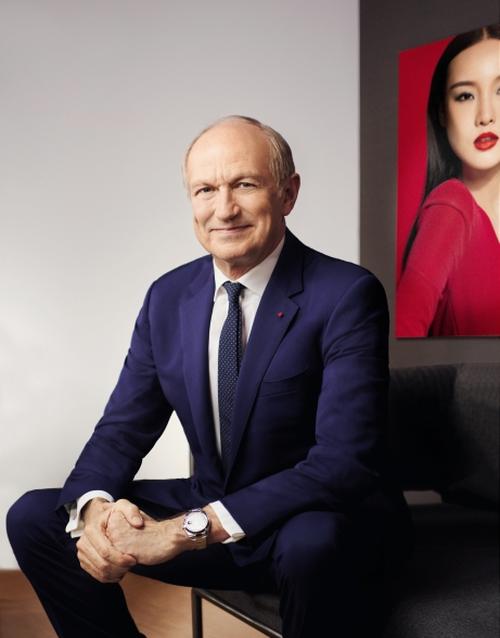 Jean-Paul Agon, CEO L'Oréal