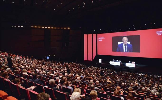 <span>Annual General Meeting and Board Of Directors' Meeting of 18 April 2019</span>