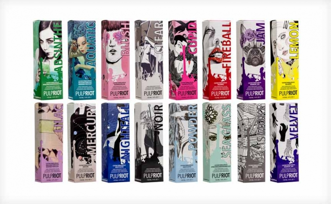 <span>L'Oréal acquires Pulp Riot, the new US based professional haircolor brand</span>
