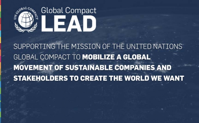 <span>L'Oréal recognized as global compact lead by the United Nations. L'Oréal's Chief Ethics Officer, Emmanuel Lulin, honoured as UN global compact SDG pioneer</span>