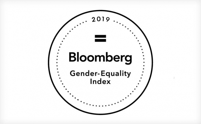 <span>L'Oréal among the 2019 Bloomberg Gender-Equality Index recognizing commitment to advancing women in the workplace  </span>