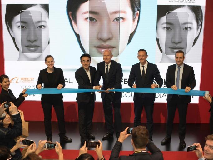 <span>L'Oréal et Alibaba annoncent le lancement de la première application mobile d'analyse de l'acné alimentée par l'intelligence artificielle</span>