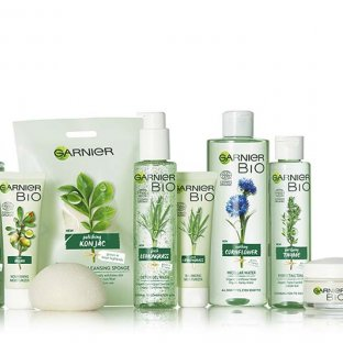 Organic beauty for all - Garnier