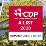 CDP Climate Forest Water