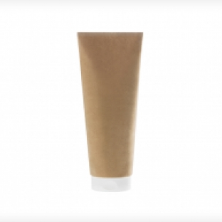 Cosmetic tube made of cardboard